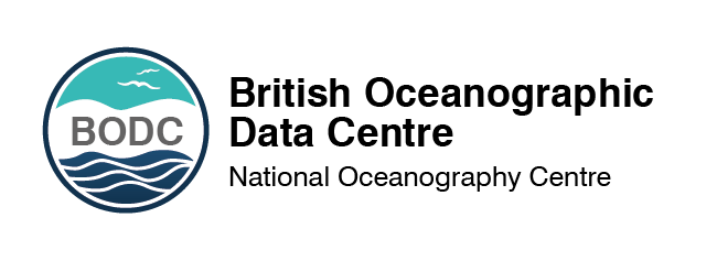 British Oceanographic Data Centre logo